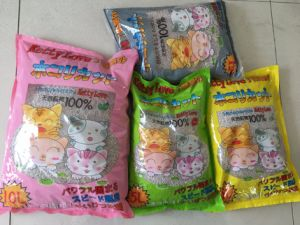 Strong Absoring Strip Cat Litter pictures & photos