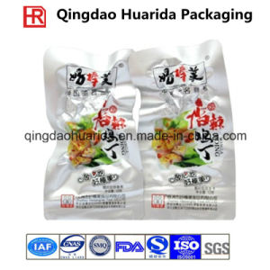Aluminium Foil Heat Seal Plastic Food Packing Bag, Vacuum Pouch pictures & photos