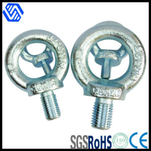 Blue -White Zinc Plated Eye Bolt pictures & photos