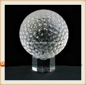 Crystal Golf Ball for Gift pictures & photos