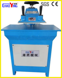 Swing Arm Cutting Machine for Ballet Flats pictures & photos