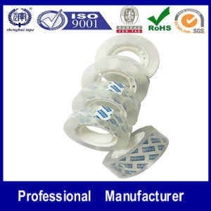 Transparent Crystal Clear Stationery Tape for Office Use pictures & photos