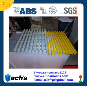 Fiberglass Grating /FRP Pultruded Grating/Friberglass Pultruded Grating Passed SGS Report /ABS Assessment pictures & photos