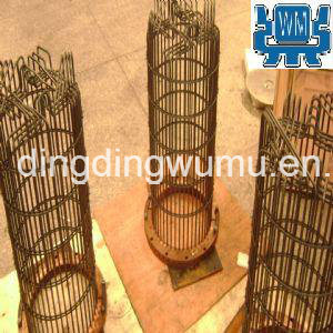 Aks Non-Sag Wal Tungsten Aluminum Rod Heater for Ky Sapphire Crystal Growth Vacuum Furnace pictures & photos