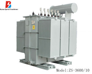 Zs Series Oil-Immersed Rectifier Transformer (ZS-7500/10) pictures & photos