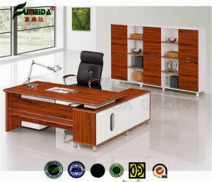 MFC High End Wooden Modern Office Desk pictures & photos