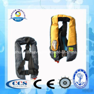 Military Inflatable Life Jackets pictures & photos