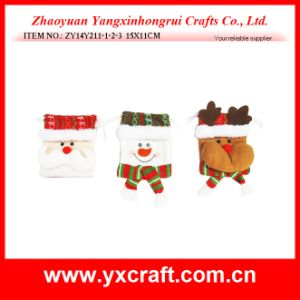 Christmas Decoration (ZY14Y211-1-2-3) Christmas Drawstring Bag Cake Decorating Tools pictures & photos