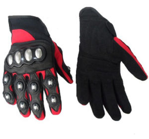 Small Order Customrized Motorcycling Glove Sport Gloves pictures & photos