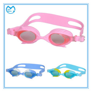 Swimming Products Anti Fog Sports Goggles with Prescription Lenses pictures & photos