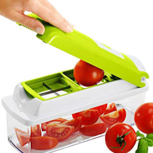 Kitchenware Vegetable Slicer with 12PCS pictures & photos