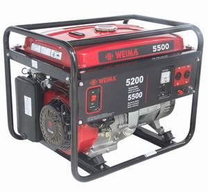 Gasoline Gererator/Petrol Generator/Gasoline Genset/Petrol Genset/Gasoline Generating/Petrol Generating Series (1kVA-10kVA) (WM5500) pictures & photos