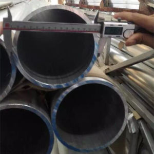 High Quality Ly12 Aluminum Alloy Round Tube pictures & photos