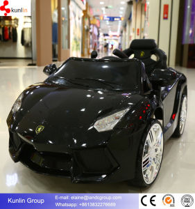 High-Quality Ride-on Toy Baby Car with Remote Control pictures & photos