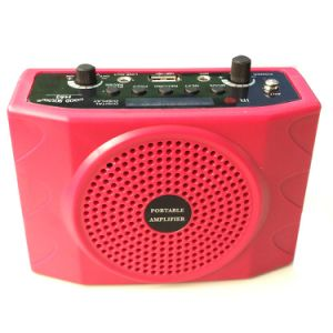 USB FM Bluethooth Portable Voice Amplifier pictures & photos