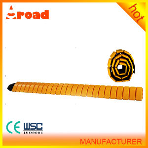 Factory Deal Portable Speed Bump with High Reflector pictures & photos