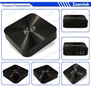 New Arrival Smart TV Box Quad-Core Support 4k2k TV Receiver pictures & photos