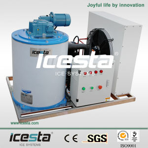 Icesta Water-Cooled Flake Ice Plant (IF2T-R4W) pictures & photos