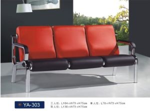 Leisure Sofa Leather Barber Chair Ya-303 pictures & photos