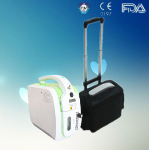 Mini Oxygen Concentrator with Battery for Outside Use pictures & photos