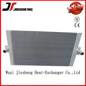China Aluminum Air Cooled Heat Exchanger for Excavator