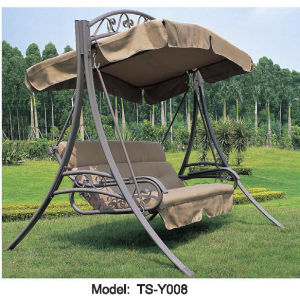 Modern Outdoor Leisure Garden Furniture Swing For Patio