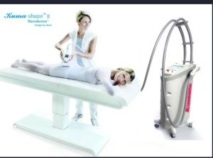 Vacuum Suction + Automatic Roller + Bipolar RF, Infrared Light Slimming Machine. pictures & photos