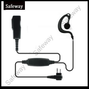 Waterproof IP54 Walkie Talkie Headset for Motorola Cp200 pictures & photos