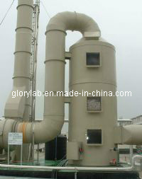 PP/PVC High Quality Acid Fume Scrubber pictures & photos