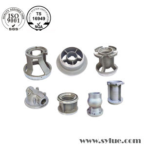 Casting Steel Parts Supplier Customized Flanges pictures & photos