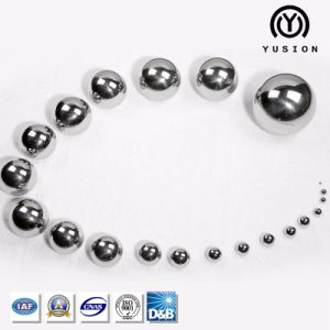 Yusion 4.7625mm-150mm AISI52100 Steel Ball G10-G600 (HRC60-HRC66) pictures & photos