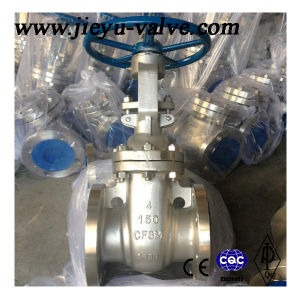 Stainless Steel OS&Y Gate Valve pictures & photos