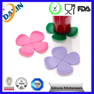 Food Grade Silicone Cup Coaster for Muds pictures & photos