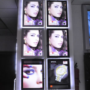 LED Magnetic Acrylic Frame Light Box (1130) pictures & photos