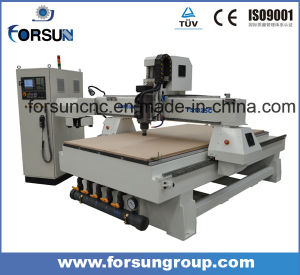 High Precision 2030 Automatic Tool Change Atc Wood Cutting Center CNC Router Machine
