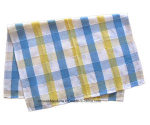 Custom Made Kitchen Promotional Cotton Tea Towel Placemat pictures & photos