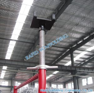 Fork Head Frame Round Pipe Type Scaffolding pictures & photos