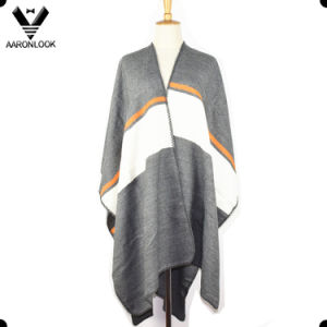 2017 New Design Factory Direct Big Size Woven Ponchos Patterns pictures & photos