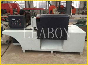 Factory Supplier Wood Plate Cutting Electric Double Blades Sawmill pictures & photos