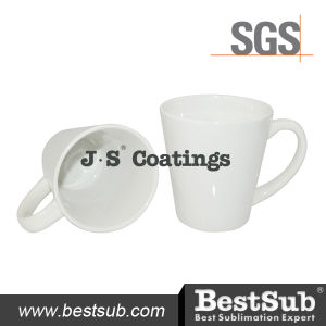 Js Coatings Sublimation Mugs 12oz Latte Mug (Cone-shape) BN5 pictures & photos