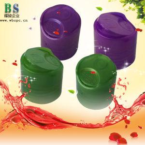 Shampoo Care Lotion Plastic Disc Top Cap pictures & photos