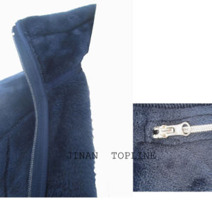 Ladies Fashion Fake/Faux Fur Thermal Leisure Jacket pictures & photos