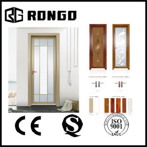 Rongo Aluminum Bathroom Door From China Manufacturer Exporter pictures & photos