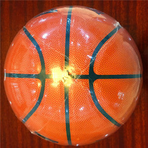 Basketball Customized Wear-Resisting Quality Cheap 8pieces 4#5#6#7# Aurora5123-3 PU Basketball pictures & photos