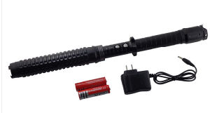 2016 New Telescope Length 485mm Stun Gun Baton pictures & photos