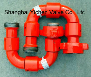 API 16c Fmc High Pressure Long Radius Swivel Joint pictures & photos