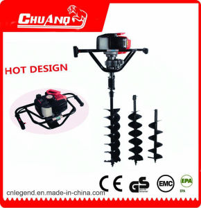 New Design 52cc Hot Sale Manul Tetal Earth Auger pictures & photos