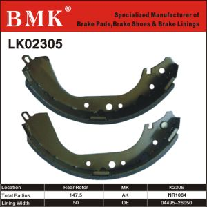 Adanced Quality Brake Shoe (K2305) pictures & photos