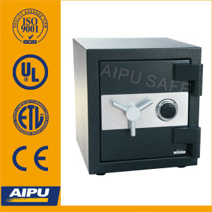 Aipu UL Rsc Certified Fire and Burglary Safes with UL Listed Groupii Combination Lock (FBS2-1413C) pictures & photos