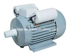 Yl Series Single-Phase Dual-Valued Capacitor Induction Motors pictures & photos